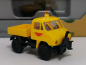 "Preview: 746502  Unimog U 411 Pritsche ""US Air Force Berlin"" (In Kooperation mit Brekina) Herpa"