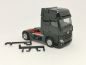 Mobile Preview: 309219 Mercedes-Benz Actros Gigaspace, schwarz Herpa **Auslaufmodell**