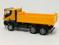 Preview: 309998  Iveco Trakker 6x6 Baukipper-LKW, orange Herpa