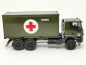 "Mobile Preview: 746519  Iveco Trakker 6x6 container-LKW ""Bundeswehr"" Herpa"