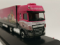 "Mobile Preview: 121682  DAF XF Euro 6 SSC Lowliner-Sattelzug ""Bursa"" Herpa"