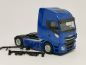Preview: 309158 Iveco Stralis Highway XP, blau Herpa