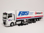 "Mobile Preview: 937207 Man Tgx xxl Koffer Sz ""RTS"" Herpa"