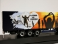 "Mobile Preview: 122016 Scania R '13 TL Kühlkoffer-Sattelzug ""Pille / Peace not War"" Herpa"