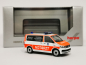 "Mobile Preview: 935661 VW T6 Bus ""Notarzt Hildesheim"" Herpa"