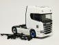 "Mobile Preview: Scania CR 20 Zugmaschine ""Daniel Kropf"" Herpa"