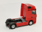 Preview: 309202 Mercedes-Benz Actros Gigaspace `18 Zugmaschine, rot 002 Herpa