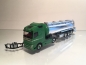 "Preview: 928458 Volvo Fh Gl chrom Tank ""Traveco"" Herpa"