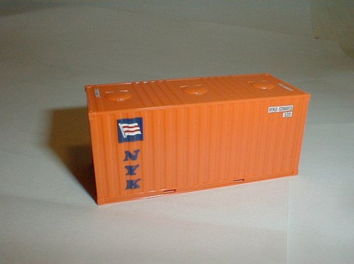 "Bulkcontainer-20ft., """"Nyk"""" * Herpa"