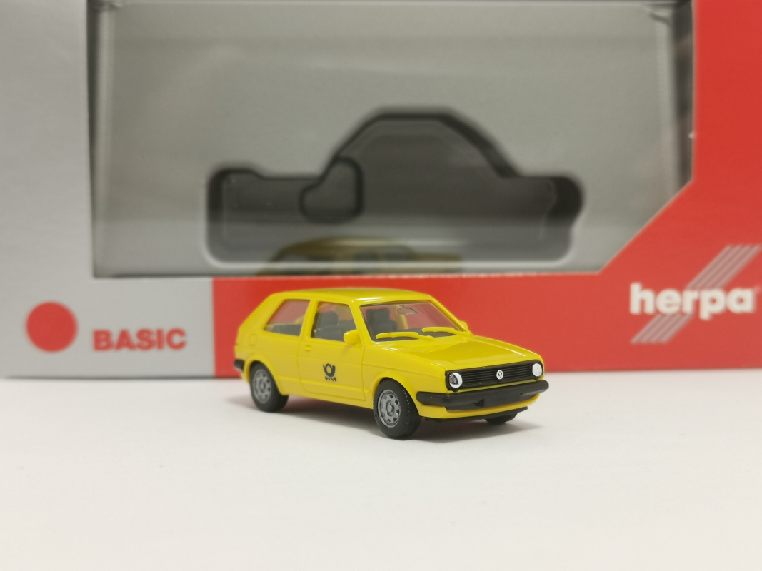 "094832  VW Golf II ""Post"" Herpa"