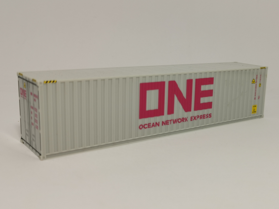 "40ft. Container ""ONE"" grau Herpa *Restbestand* Herpa"