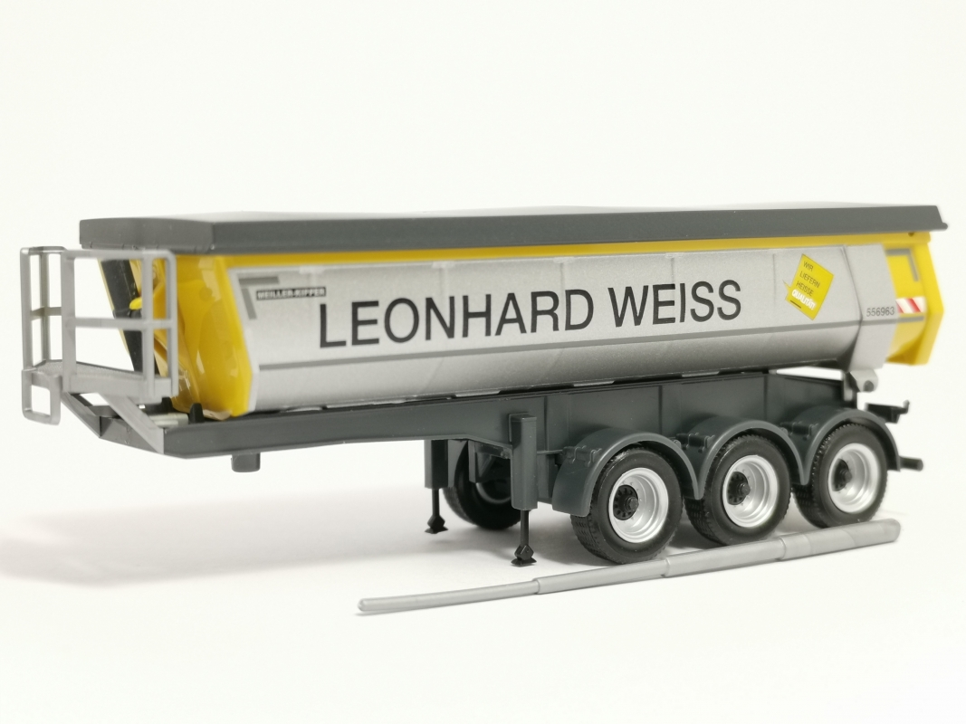 "Thermomulde ""Leonhard Weiss"" Herpa"