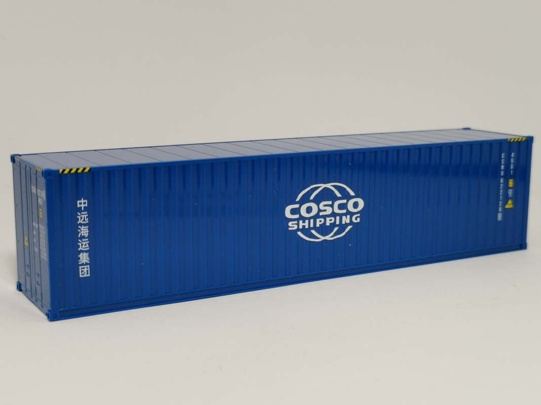 "40 ft. HighCube-Container ""COSCO"" Herpa"