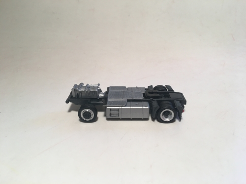 Lowliner-Fahrgestell Daf XF SSC Lowliner Herpa