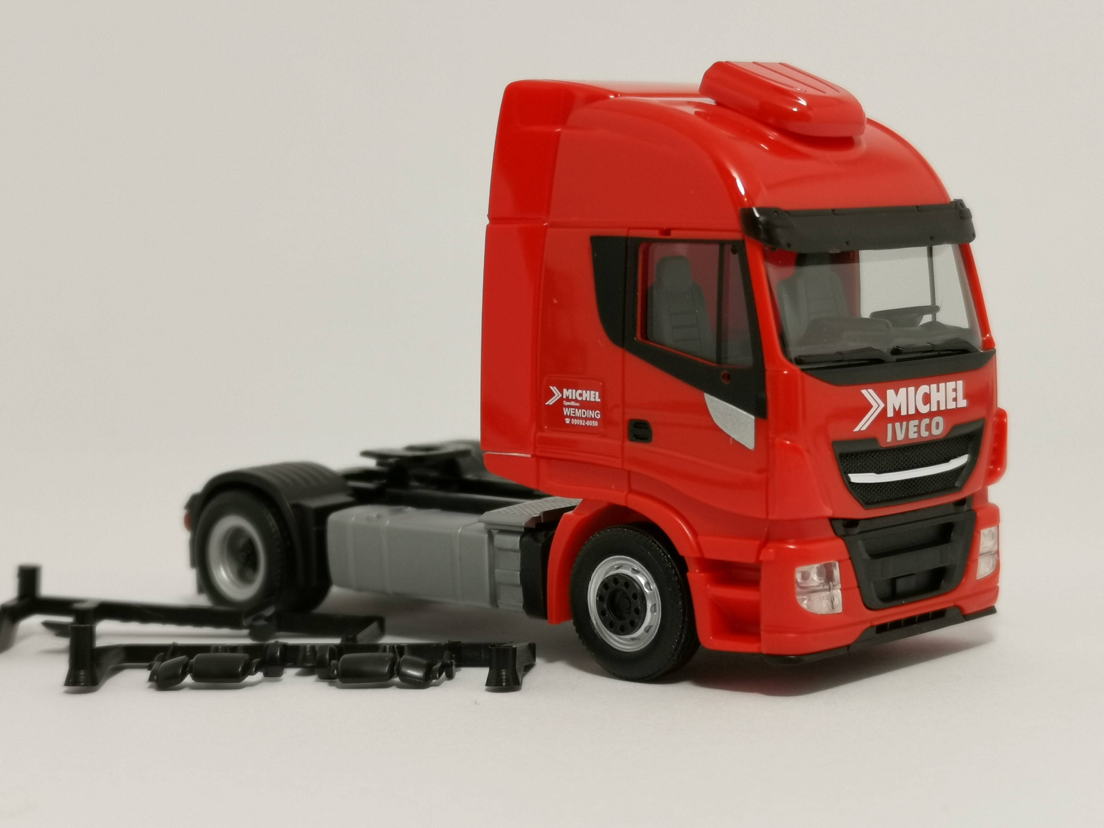 310031 Iveco starlis hiway XP michel Spedition GmbH 86650 wemding desde modelo