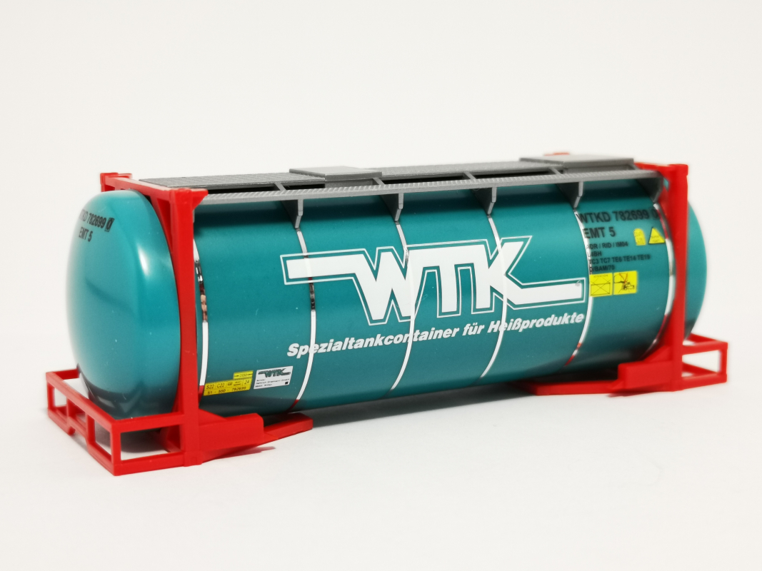 "Swapcontainer ""WTK"" Herpa"